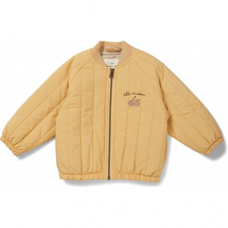 Konges Slojd Juno Bomber Jacket Orange Sorbet (Novelties)