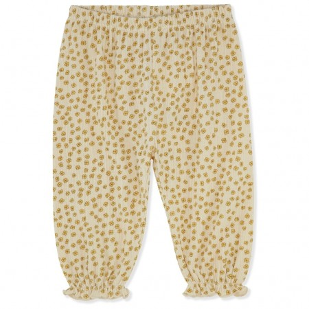 Konges Slojd Chleo Pants Buttercup Yellow (Novelties)