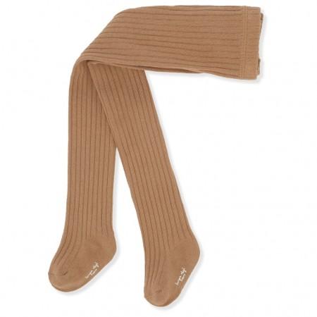 Konges Slojd Rib Stockings Bisquit (Novelties)