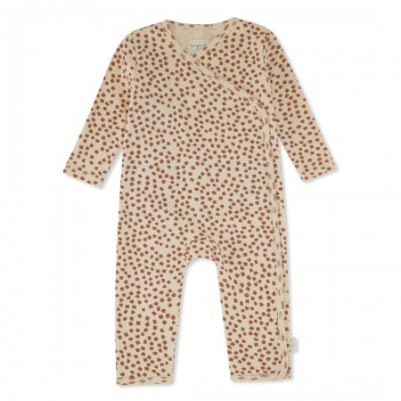 Konges Sløjd New Born Onesie Buttercup Rosa (Novelties)