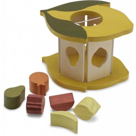 Konges Sløjd Lemon Shape Sorter Lemon (Educational toys)