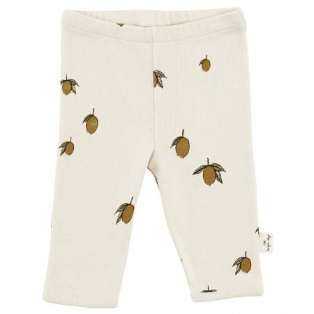 Konges Sløjd New Born Pants Lemon 56 (Pants)