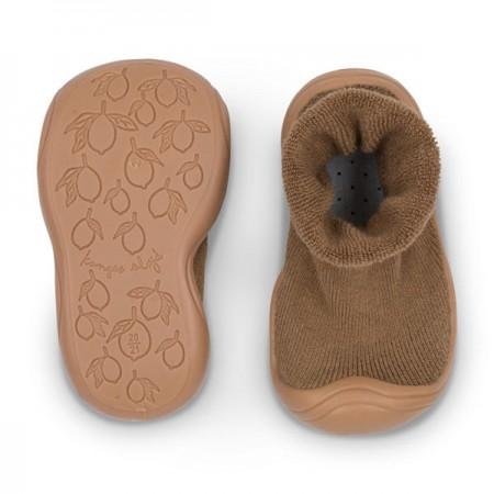 Konges Slojd Socks slippers Walnut (Footwear)