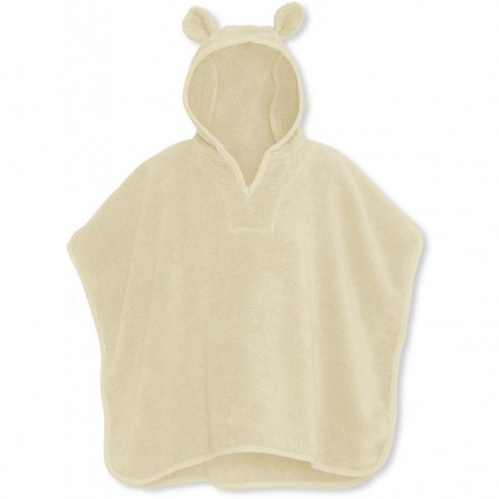 Konges Sløjd Terry Poncho Off White (Bathrobes)