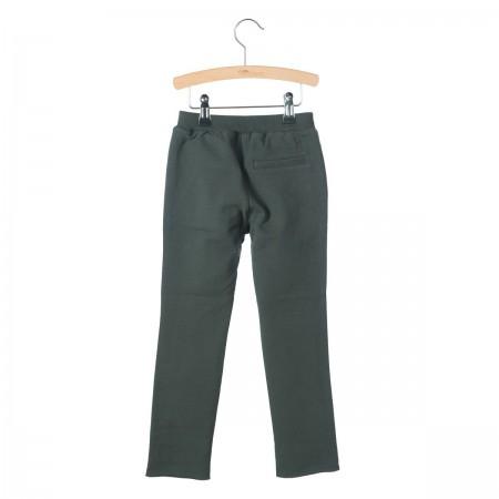 Little Hedonist Slim Sweatpants Toni Pirate Black (Pants / Leggins)