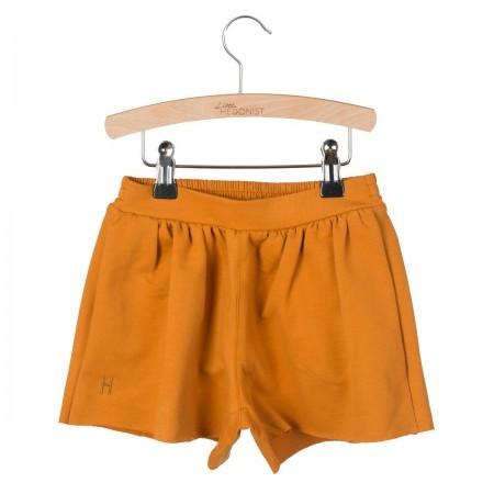 Little Hedonist Bermuda Lara Pumpkin Spice 98-104 (Shorts)