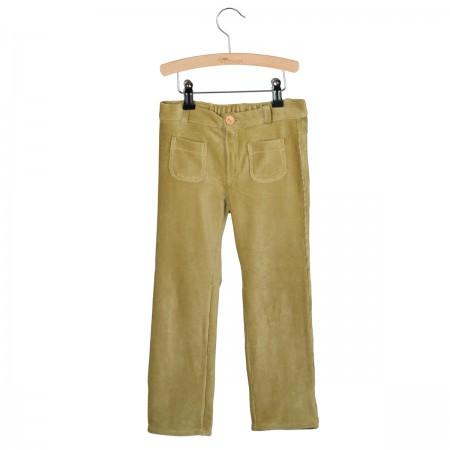 Little Hedonist Bootcut Pants Boy Antique Bronze (Novelties)