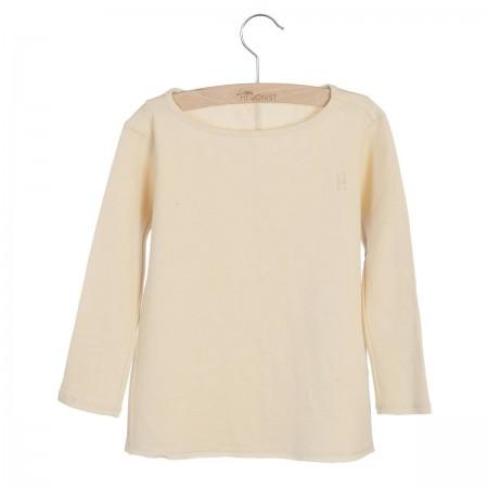 Little Hedonist Shirt Jack Bleached Sand 122-128 (Shirts)