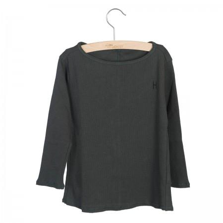 Little Hedonist Shirt Jack Pirate Black Rib (Shirts)