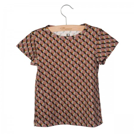 Little Hedonist T-shirt Dean Pattern 86-92 (Shirts)