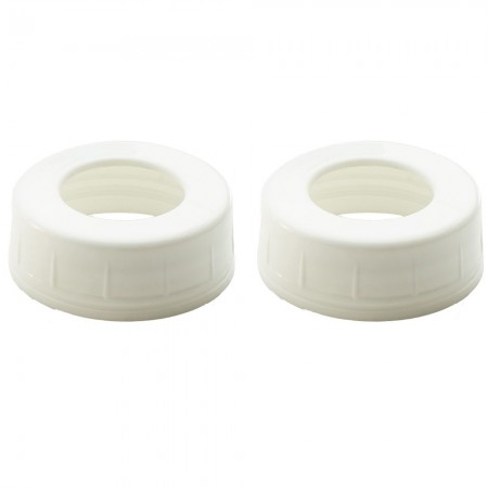 Baby Bottle Spare Part, ring 2-pack (Baby bottles)