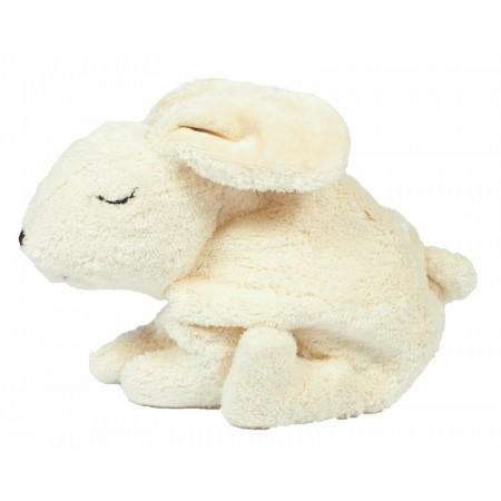 Cuddly animal Rabbit large | white (Soft toys)