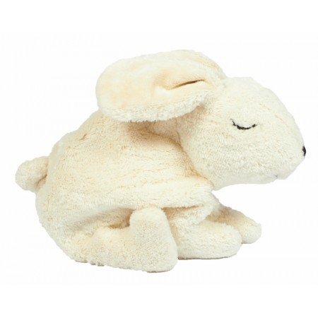 Cuddly animal Rabbit small | white (Soft toys)