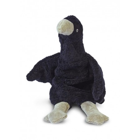 Cuddly animal Crow small