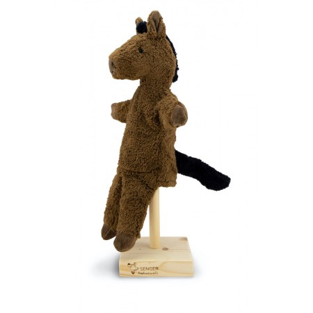 Hand puppet Horse (Theater dolls)