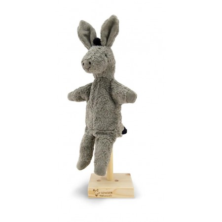 Hand puppet Donkey (Theater dolls)