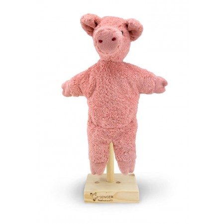 Hand puppet Pig (Theater dolls)