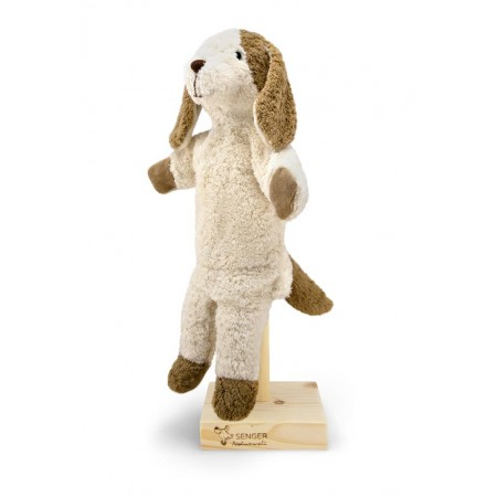 Hand puppet Dog (Theater dolls)