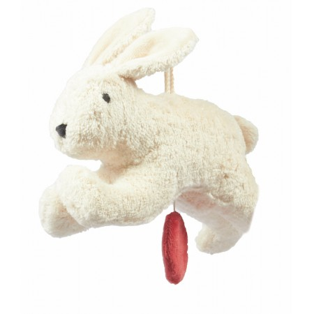 Music box Rabbit (Musical toys)