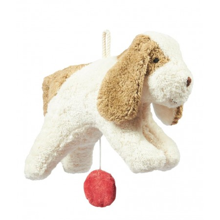 Music box Dog (Musical toys)