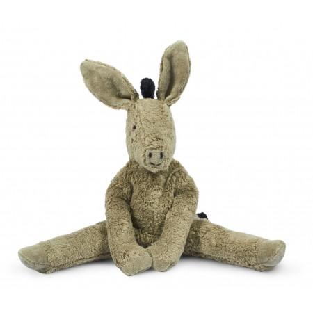 Floppy animal Donkey, large (Soft toys)