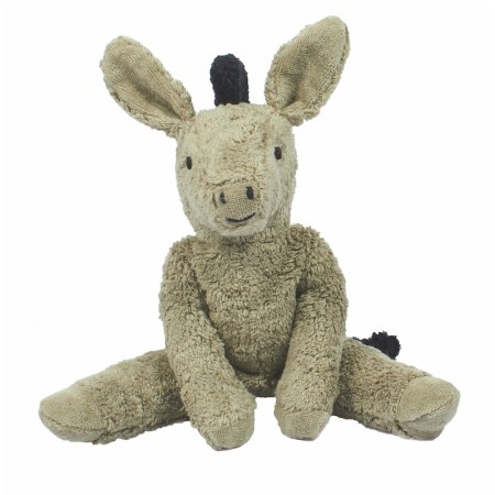 Floppy animal Donkey, small (Soft toys)