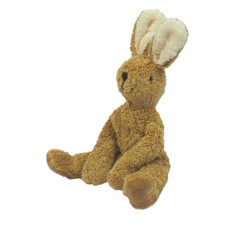 Floppy animal Rabbit, small | beige (Soft toys)