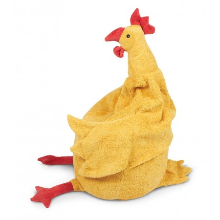 Beanbag Chicken | yellow