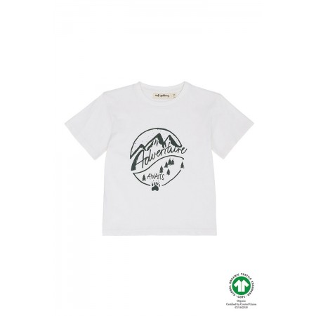 Soft Gallery Asger T-shirt White