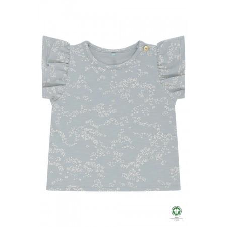 Soft Gallery Baby Hilde T-shirt Abyss, AOP Flowerdust (Novelties)