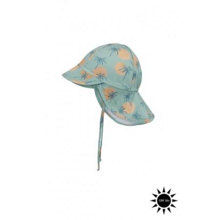 Soft Gallery Alex Sun Hat Granite Green, AOP Tropical (Novelties)