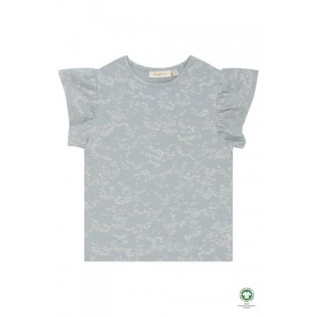 Soft Gallery Hilde T-shirt Abyss, AOP Flowerdust (Novelties)
