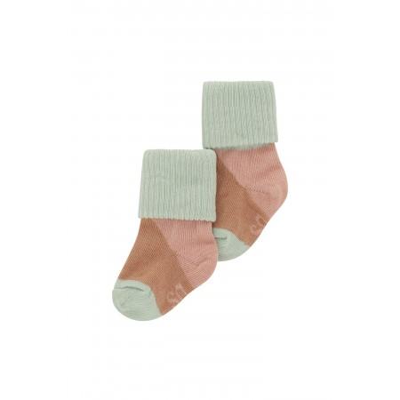 Soft Gallery Baby Girl Socks Dewkist, AOP Candystripe (Novelties)