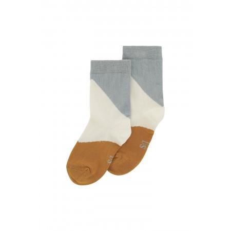 Soft Gallery Junior Boy Socks Gardenia,  Blockcolor (Novelties)