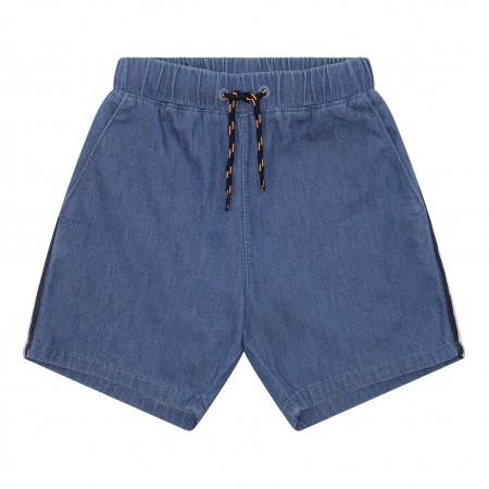 Soft Gallery Hamish Shorts Denim Blue (Novelties)