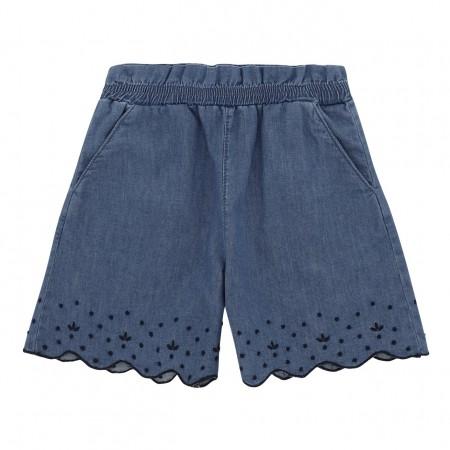 Soft Gallery Hedvig Shorts Denim Blue (Novelties)