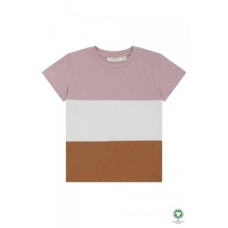 Soft Gallery Bass T-shirt Woodrose (Novelties)
