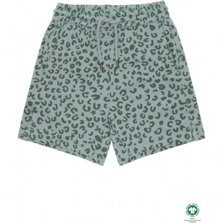 Soft Gallery Hudson Shorts Slate, AOP Leospot L (Novelties)
