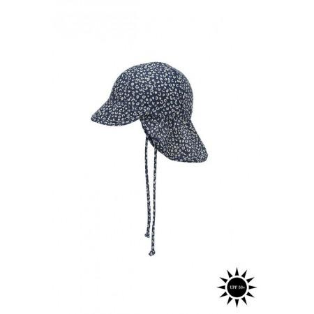 Soft Gallery Alex Sun Hat Blue, AOP Leospot (Hats)