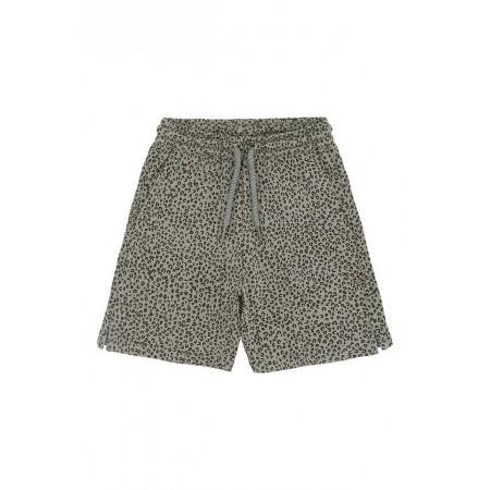 Soft Gallery Alisdair Shorts, Shadow, AOP Leospot (Shorts)