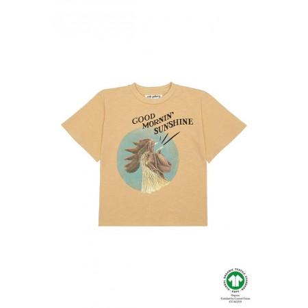 Soft Gallery Asger T-shirt, Taffy, Mornin 3Y (Shirts)