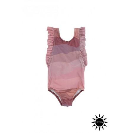 Soft Gallery Baby Ana Swimsuit AOP Landscape (Swimwear)