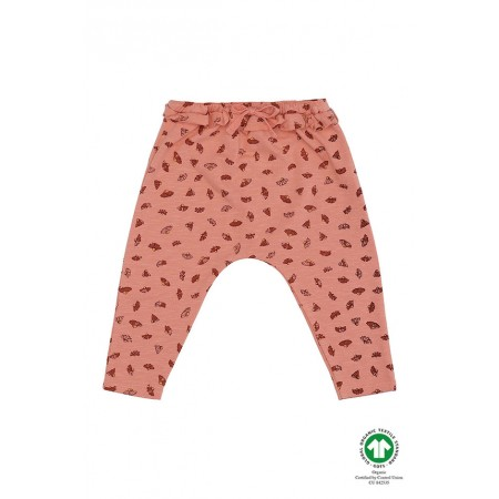 Soft Gallery Cami Pants, Tawny Orange, AOP Camomile S 9M (Pants)