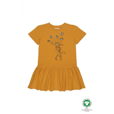 Soft Gallery Doris Dress, Sunflower, Chamomile 3Y (Girls)