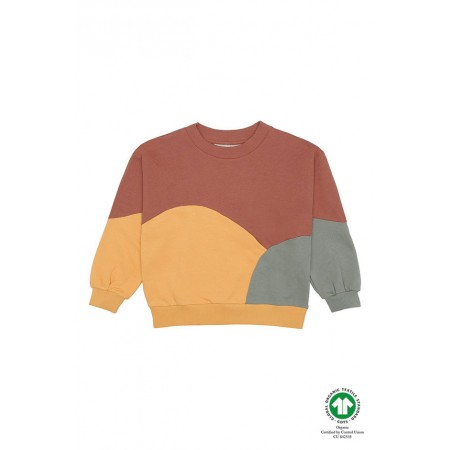 Soft Gallery Drew Sweatshirt, Scenery boy 5Y