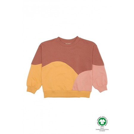 Soft Gallery Drew Sweatshirt, Scenery Girl 2Y (Sweaters)