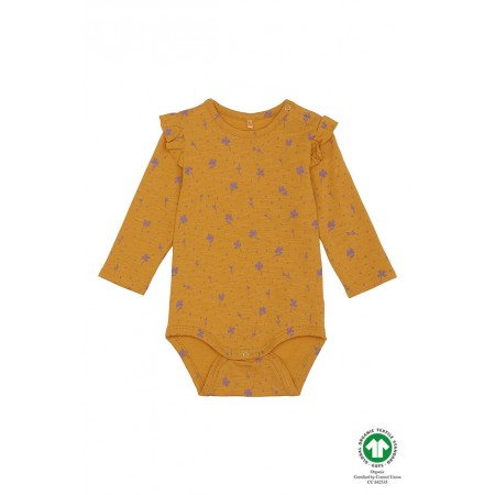 Soft Gallery Fifi Body, Sunflower, AOP Clover (Slippers)