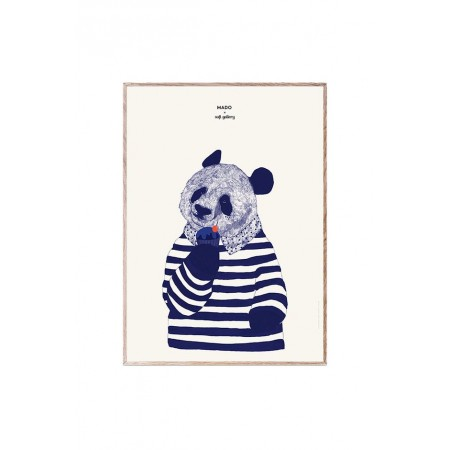 Soft Gallery MADO x Soft Gallery Coney, Large Poster 50x70cm