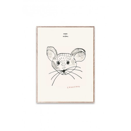 Soft Gallery MADO x Soft Gallery ChouChou, Small Poster 30x40cm (Pictures)