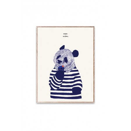 Soft Gallery MADO x Soft Gallery Coney, Small Poster 30x40cm (Pictures)